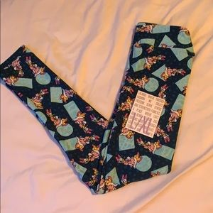 Lularoe kids Disney leggings